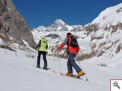 Skitouren und Schneeschuhwandern