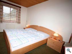 Schlafzimmer Mesnerhof Matrei in Osttirol