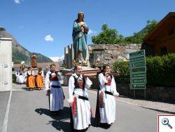 Prozessionen in Matrei